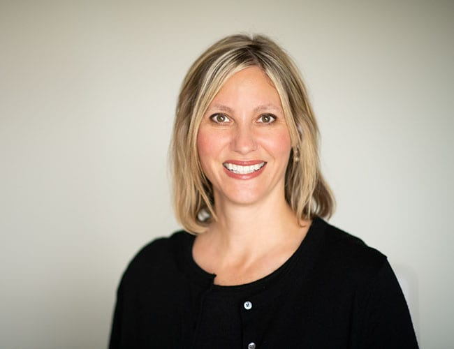 Beth Riester DPT Saunders Therapy Centers
